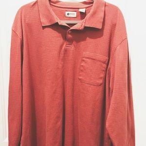 Men's XXL Long Sleeved Shirt